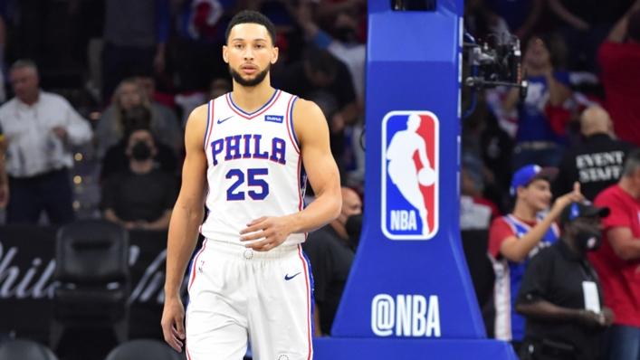 Ben Simmons could rejoin the 76ers