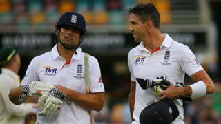 Alastair Cook Kevin Pietersen - cropped