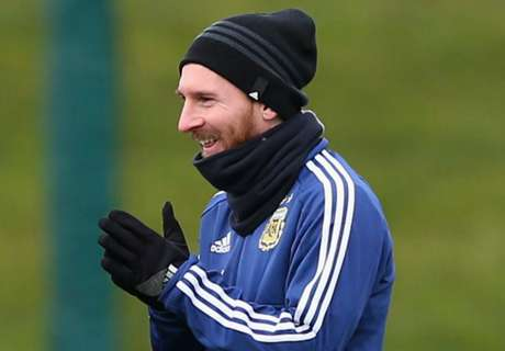 Messi's week in Manchester