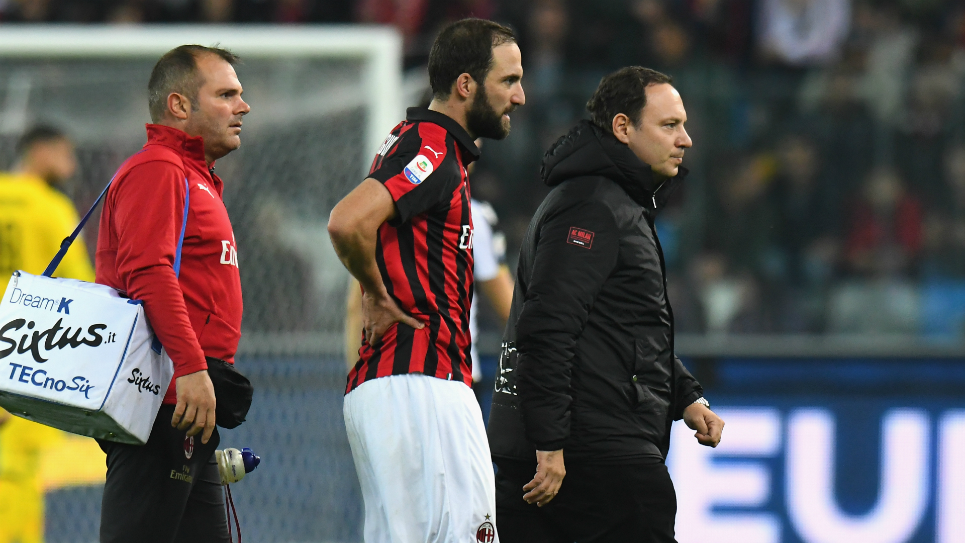 Gattuso berharap untuk berita positif pada Higuain jelang pertandingan Juventus