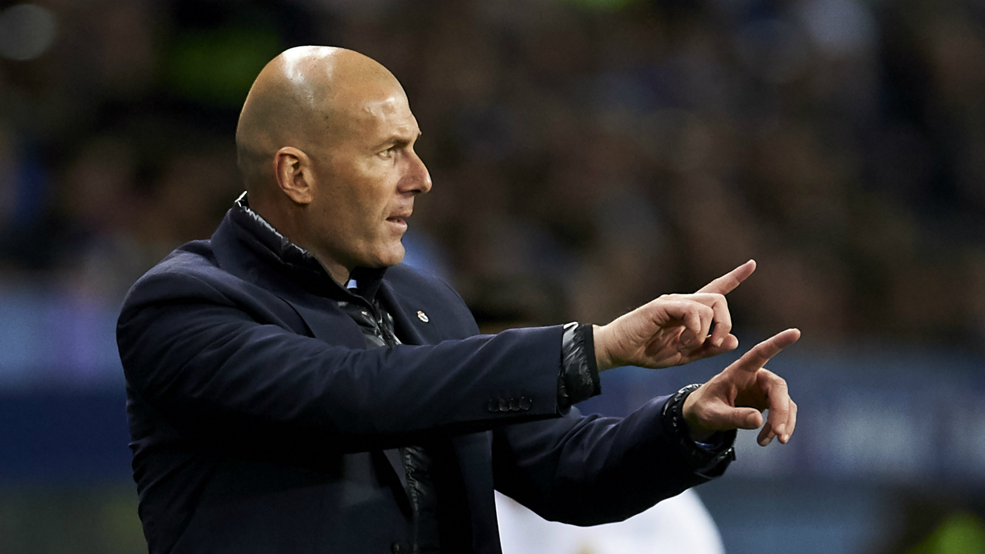 Zidane admits his side were great and poor against Juventus