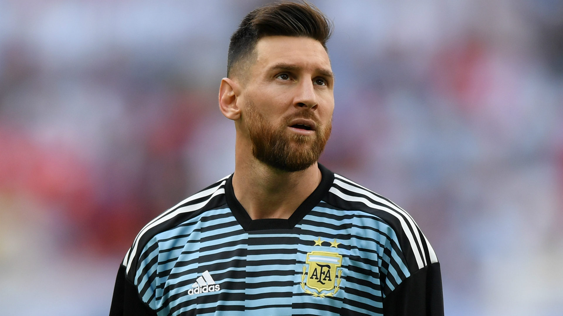 Argentina coach hopeful Messi will return to national team