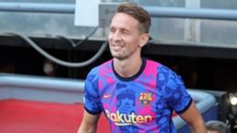 Barcelona recruit Luuk de Jong