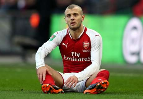 Arsenal's Wilshere criticises Carabao Cup final officials