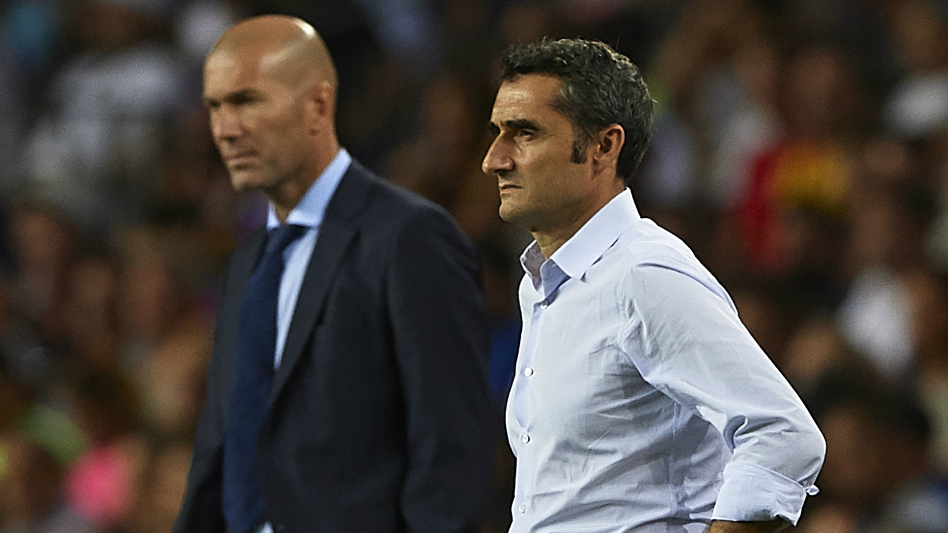 Spanish Super cup : Barcelona-Real Madrid 0-0 |Confirmed starting lineups