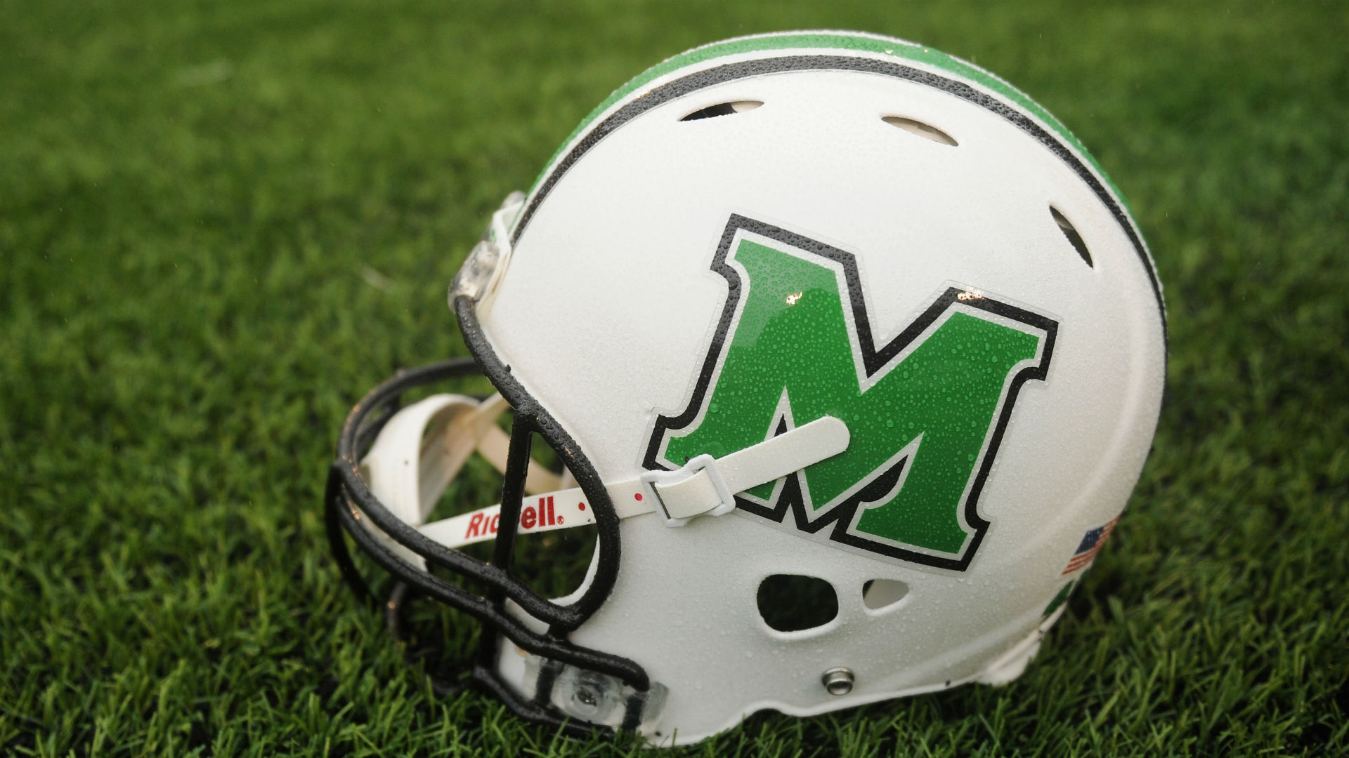 Marshall football player left paralyzed after New Year's Eve shooting