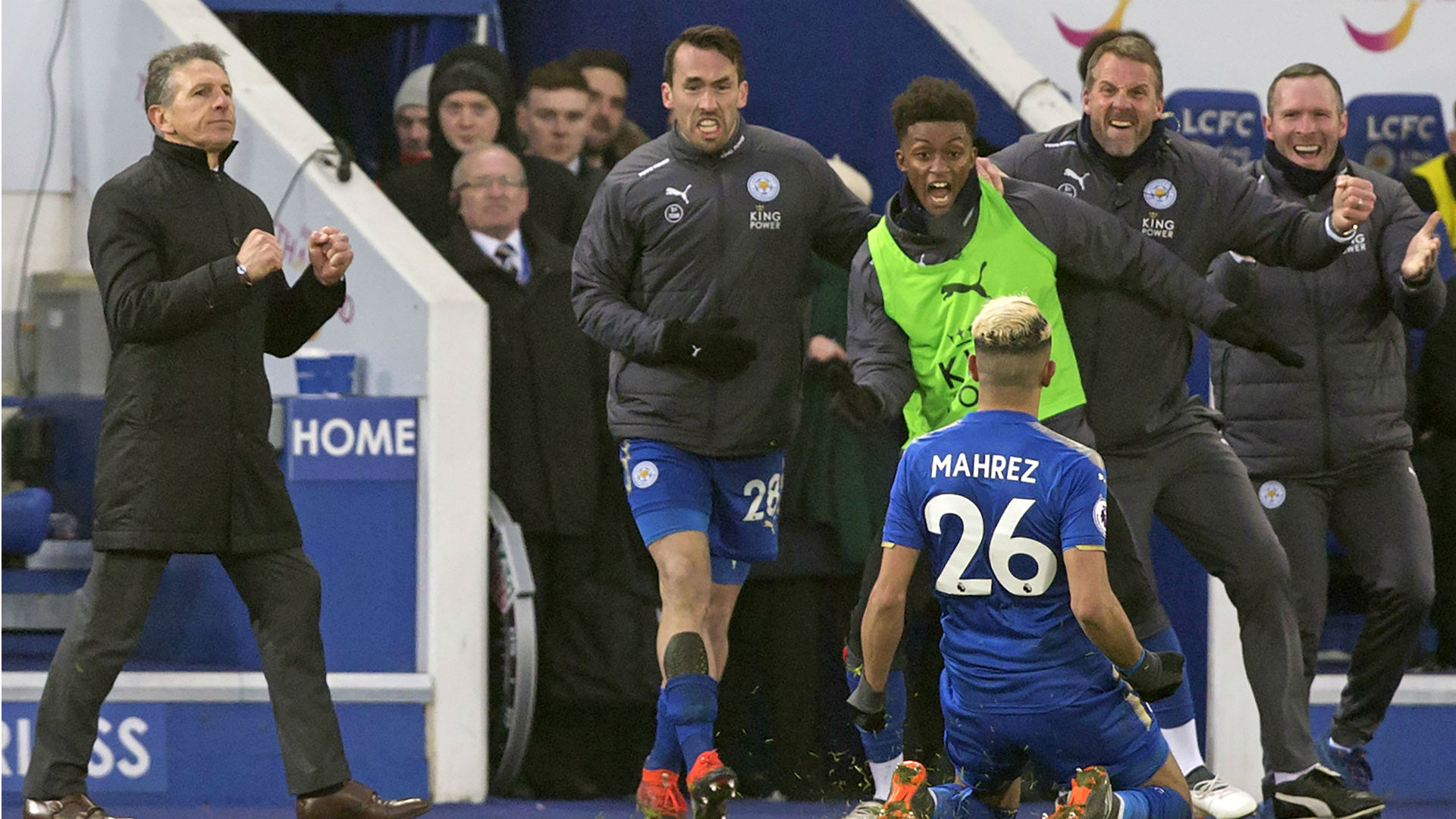 Nigeria star Ndidi is Leicester's most consistent player - Puel