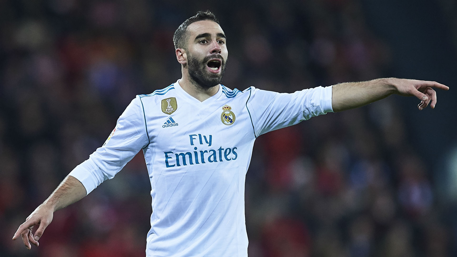 Real Madrid defender Dani Carvajal given 'deliberate yellow' ban