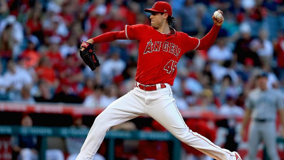 MLB trade rumors: Yankees interested in Angels starters Tyler Skaggs, Andrew Heaney