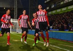 Palace 0 Southampton 3