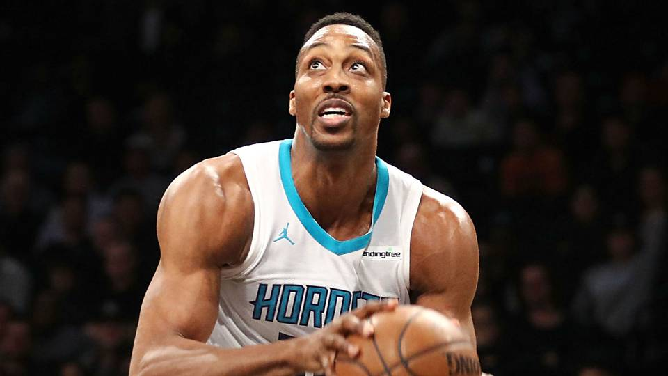 NBA trade rumors: Hornets sending Dwight Howard to Nets for Timofey Mozgov