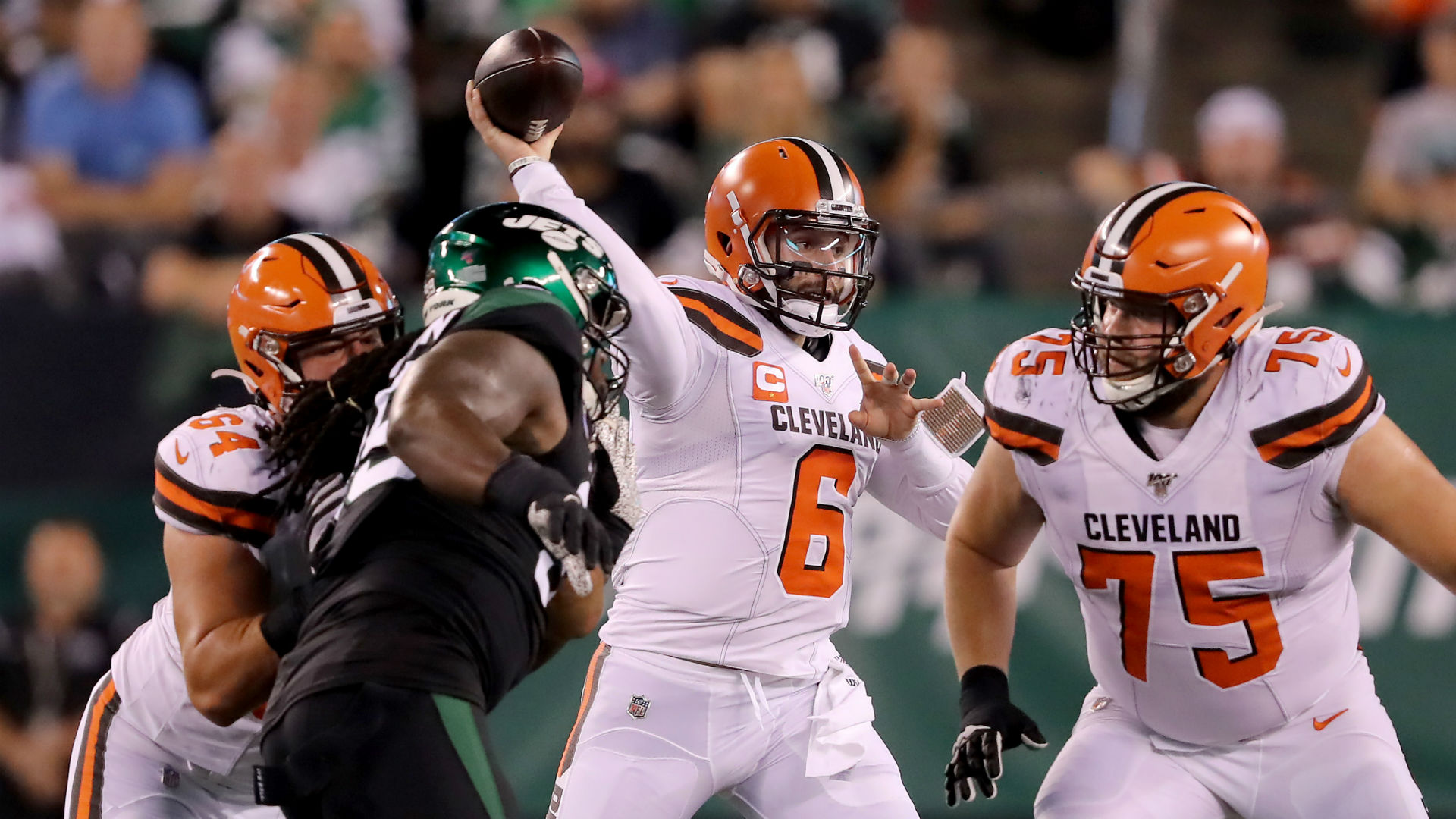 Three takeaways from Browns' easy win over Jets