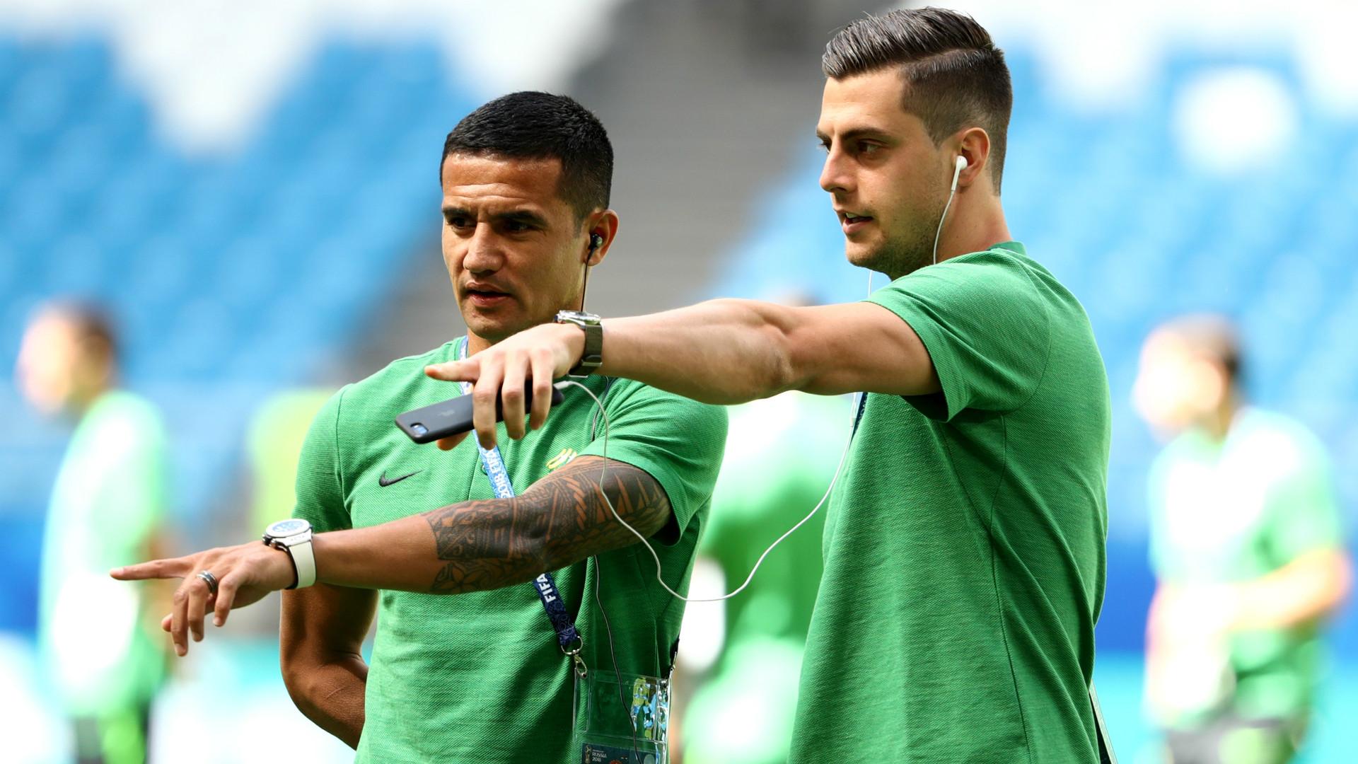 4b07c9885 World Cup 2018  Australia vs. Peru match preview