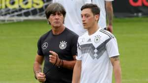 Joachim Low and Mesut Ozil - cropped