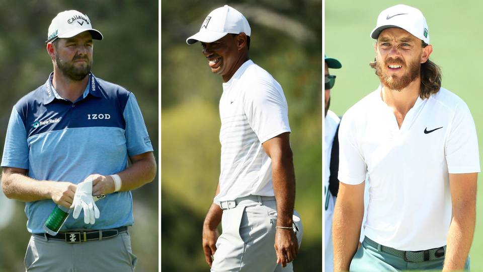 Masters 2018: Tiger Woods grouping presents opportunity for Tommy Fleetwood, Marc Leishman