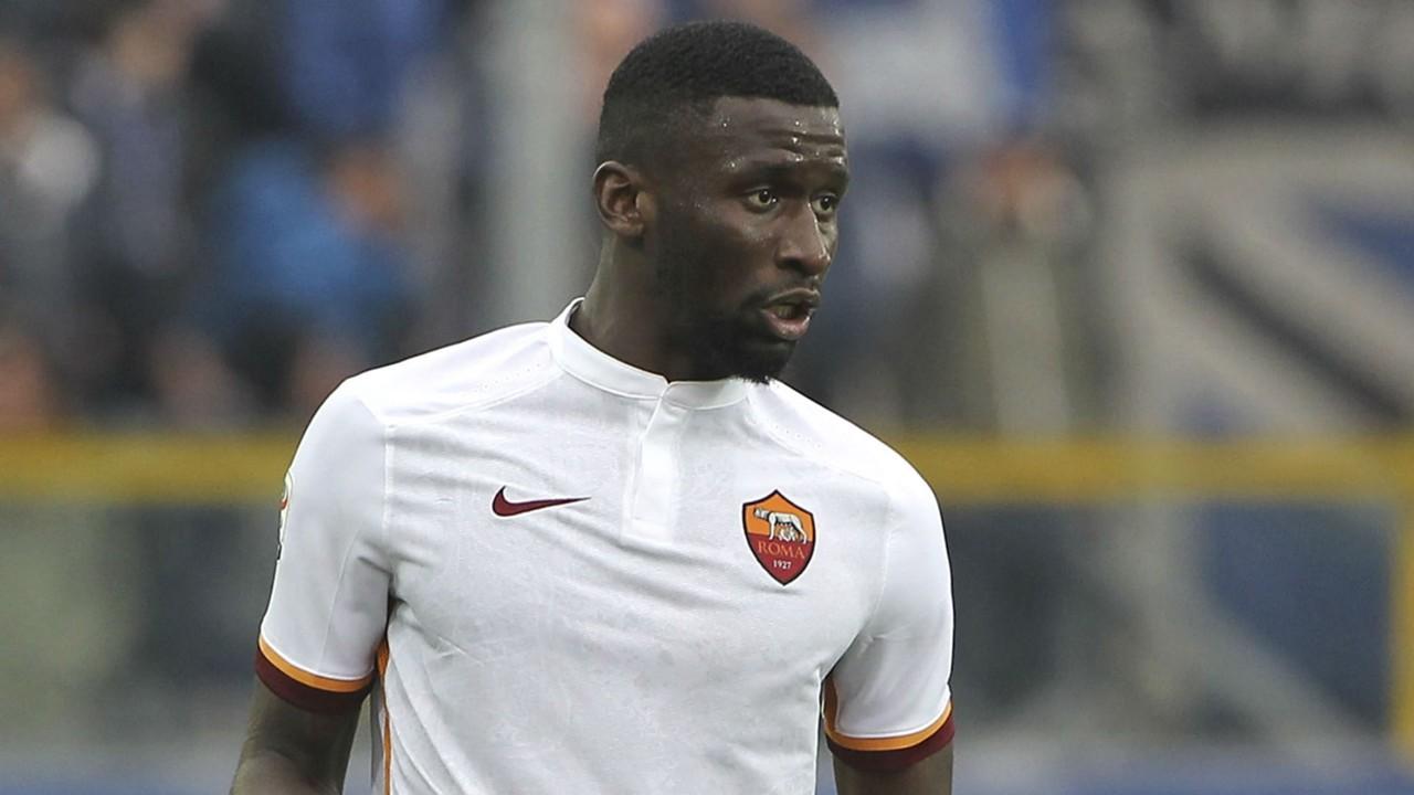 Roma s Antonio Rudiger on Serie A s racism battle
