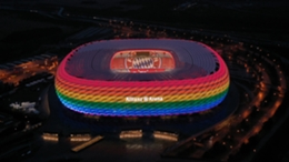 Allianz Arena, where Germany will face Hungary on Wednesday