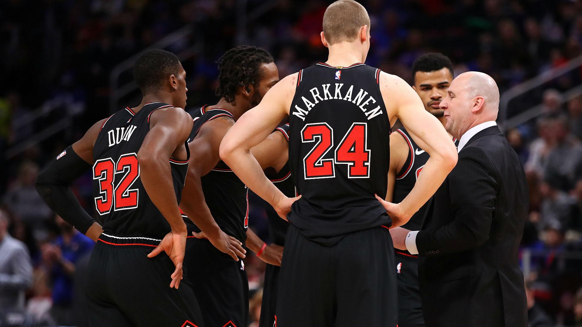 NBA rumors: Bulls open to dealing multiple players ...