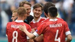 Aleksey Miranchuk scored the only goal of the game as Russia beat Finland