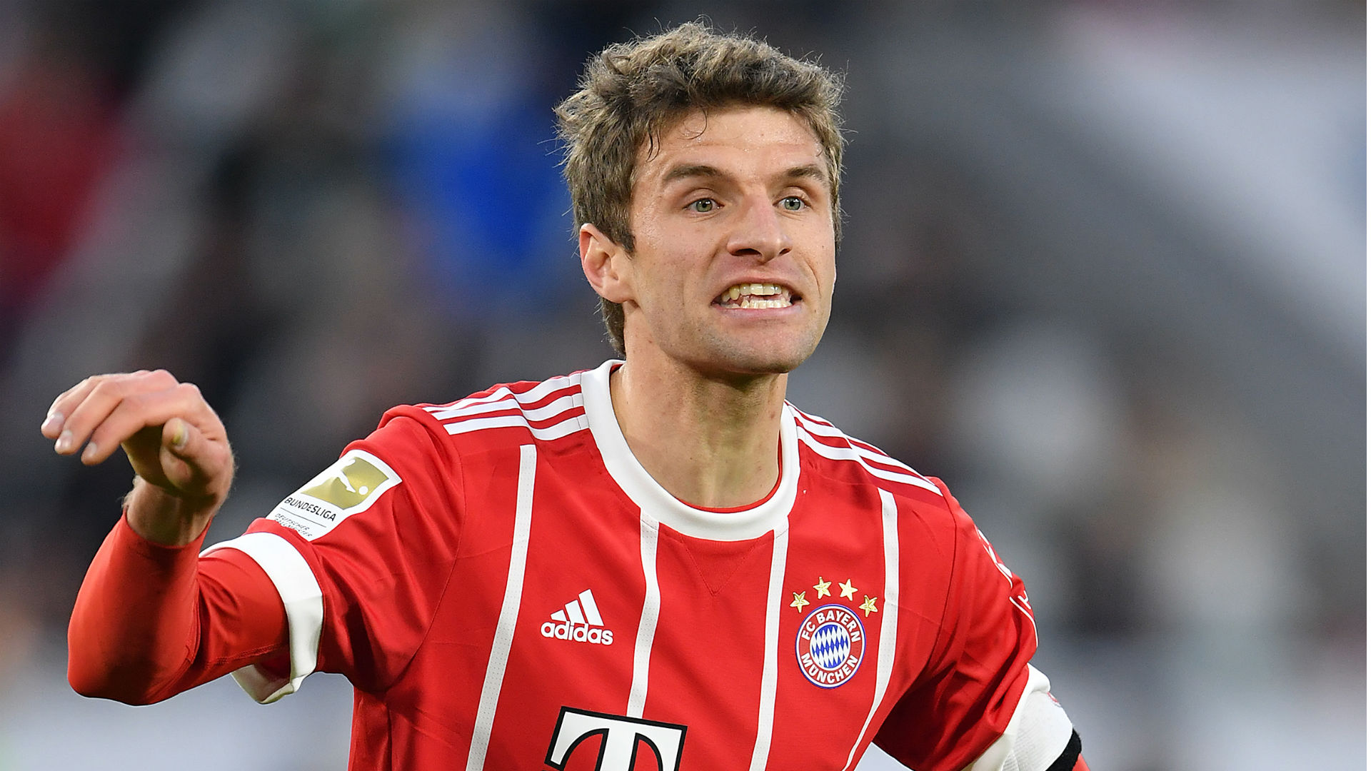 Bayern Munich Boss Jupp Heynckes Hails Game Changing Thomas Muller Goal Com