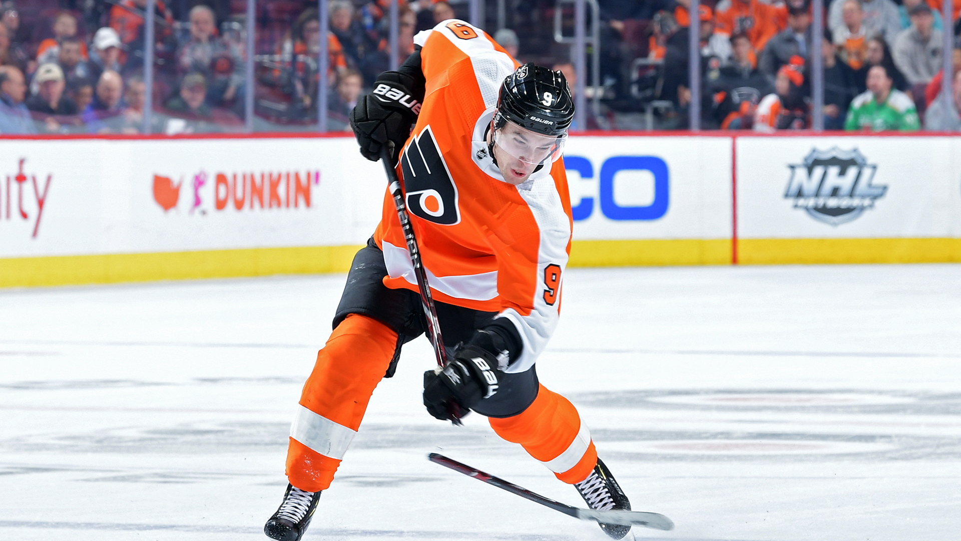 Flyers, Ivan Provorov agree to 6-year contract
