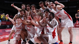 Japan celebrate a dramatic victory