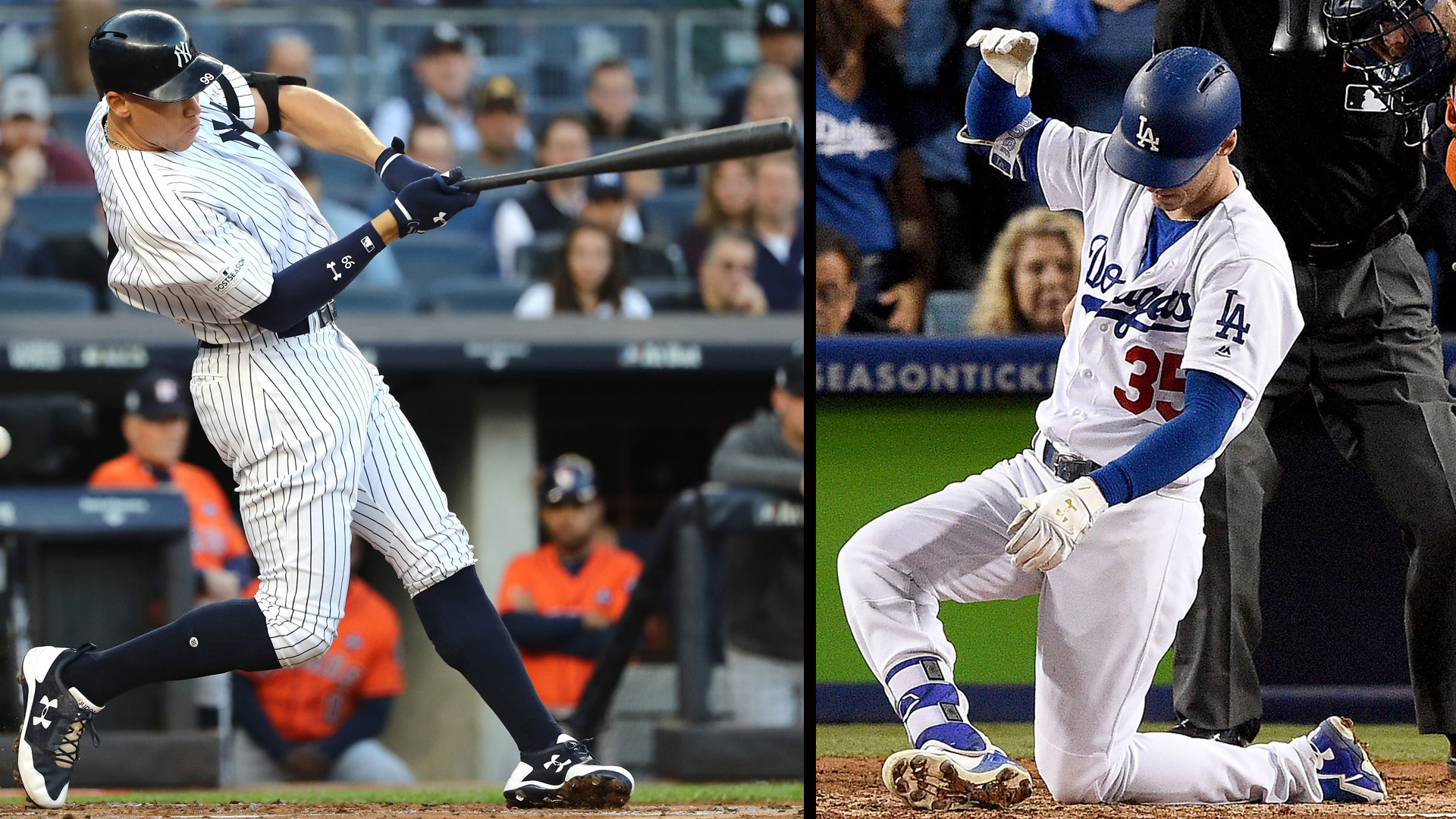 MLB awards 2017: Aaron Judge, Cody Bellinger unanimous Rookie of the Year winners
