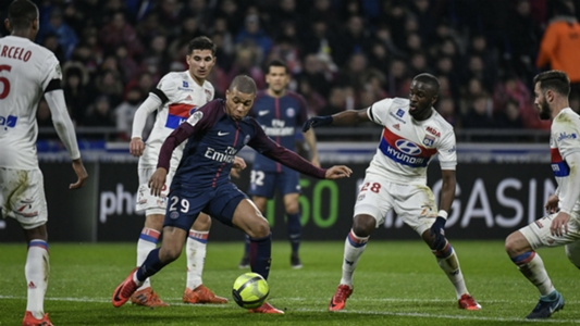 PSG rule out 'traumatic' injury for Mbappe