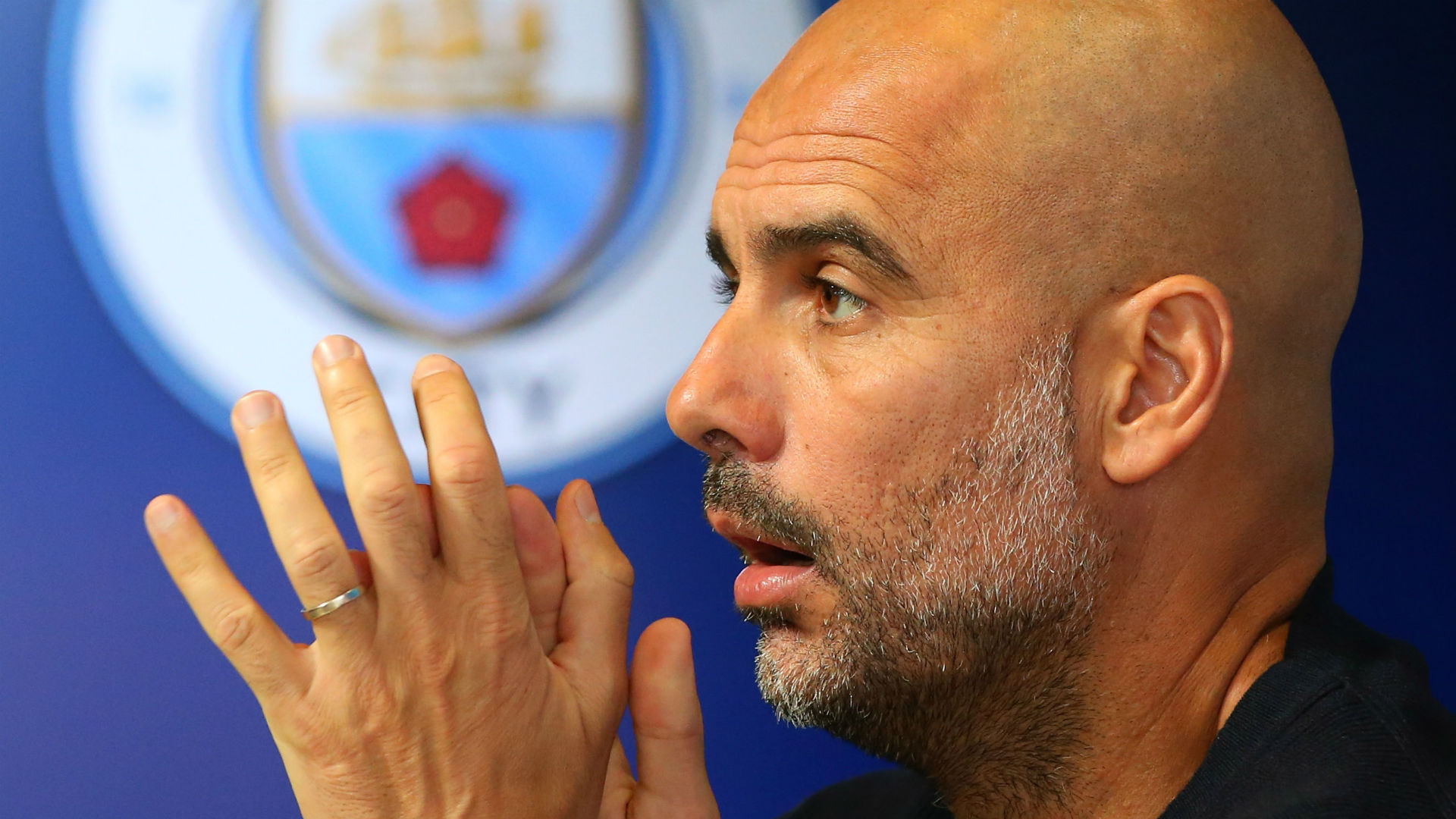 The club want to follow UEFA rules, says Pep Guardiola