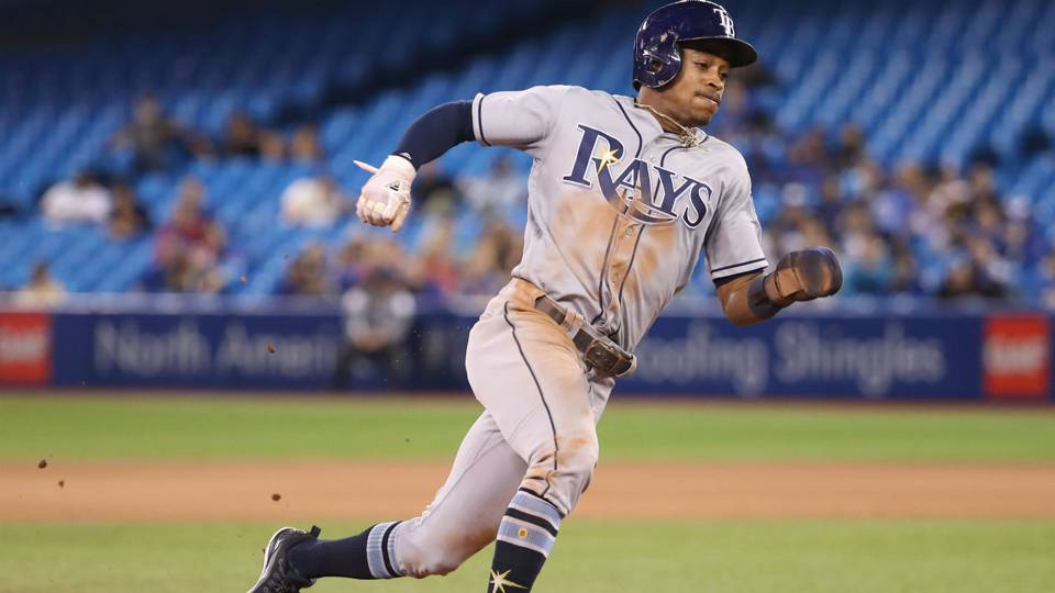 New Mariners CF Mallex Smith throws shade at Rays' poor attendance