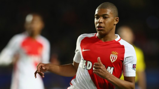 Mbappe - Cropped