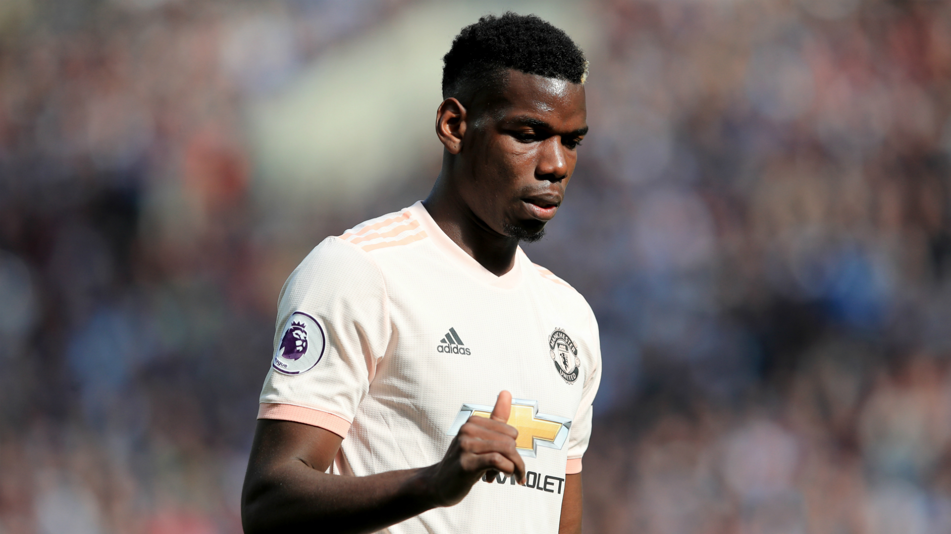 Paul Pogba tells teammates he is embarrassed by Jose Mourinho's tactics