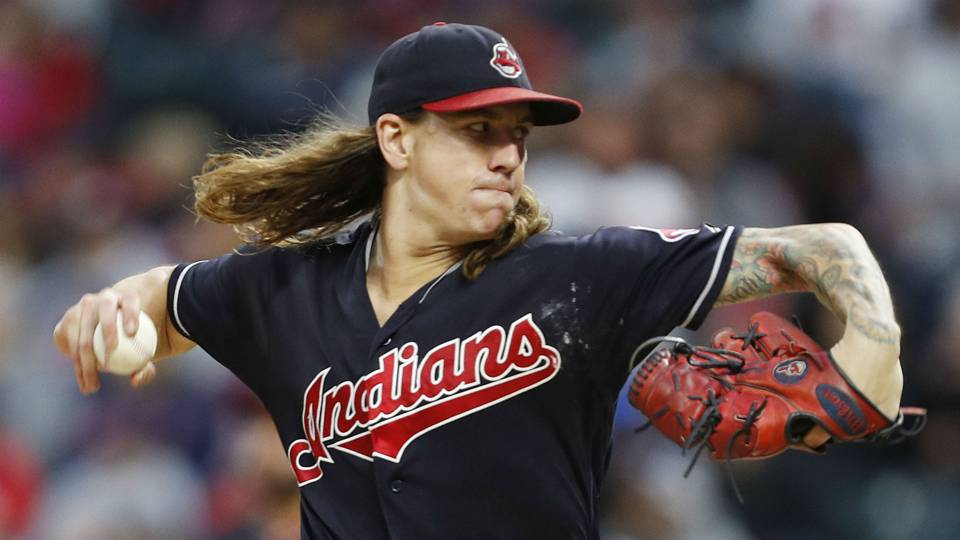 Indians become first MLB team to have 4 pitchers reach 200 strikeouts in a season