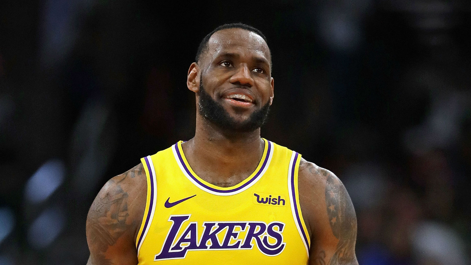 Jayson Tatum defends LeBron James after Lakers star faced criticism for celebrating son's dunks