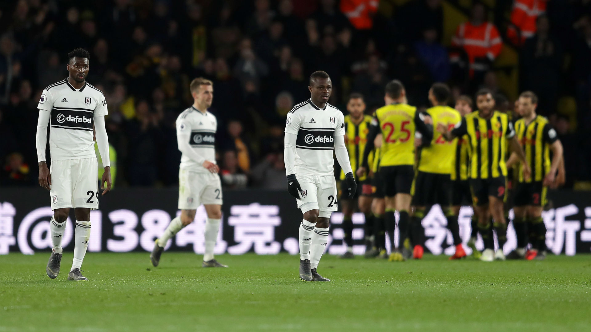 Watford v Fulham Match Report, 02/04/2019, Premier League | Goal com