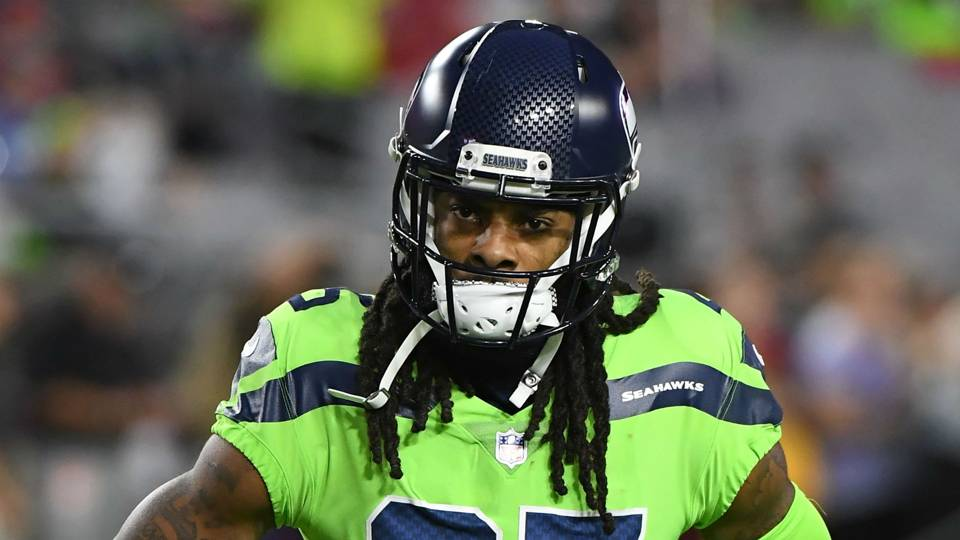 Richard Sherman expects to stay with Seahawks