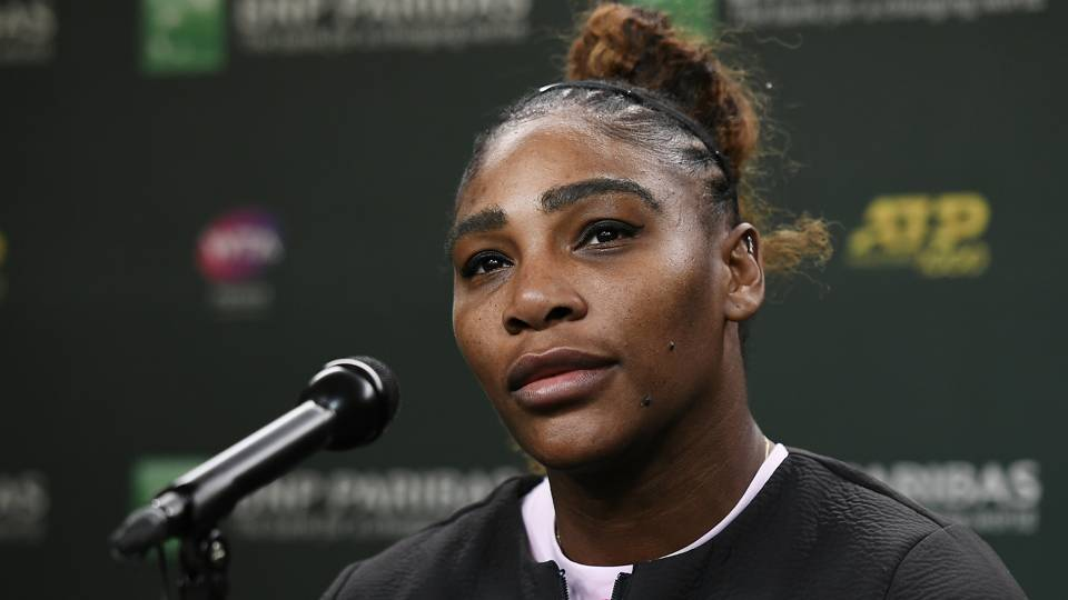 Serena Williams backs United States women's soccer team in pay dispute