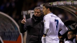 Mourinho Ronaldo - cropped