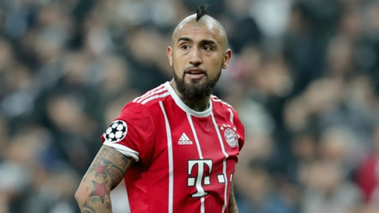 d4321e86382 Arturo Vidal transfer  Barcelona agree deal with Bayern Munich ...