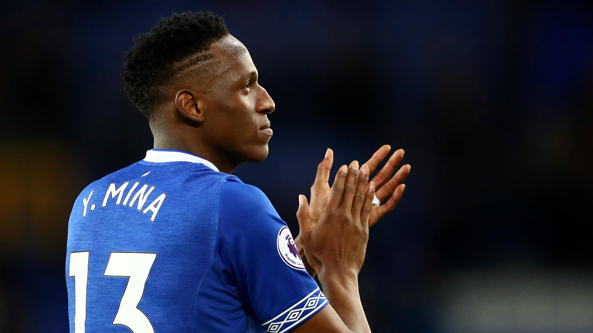 Everton fans love Yerry Mina, says Marco Silva