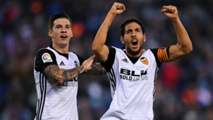 Santi Mina and Dani Parejo - cropped