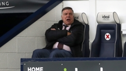 Sam Allardyce is leaving West Brom