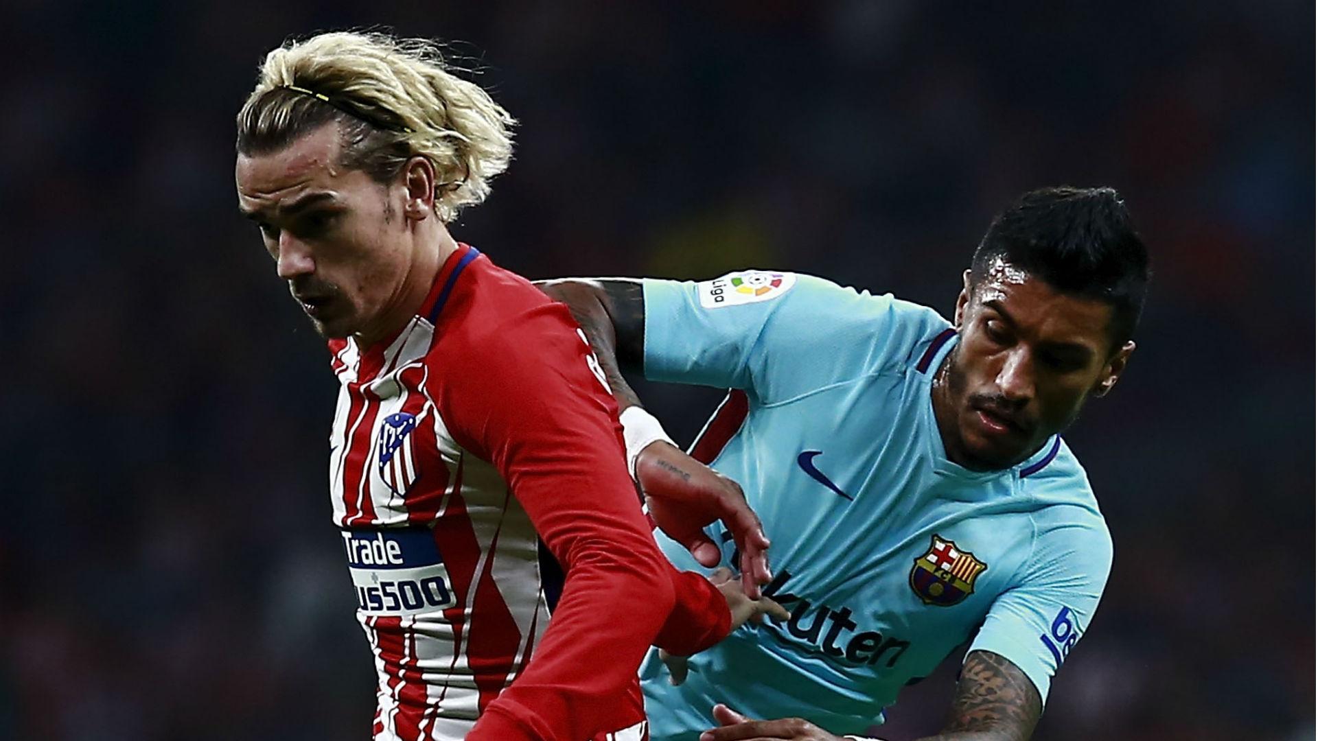 Antoine Griezmann: Atletico Madrid forward 'sorry' for painting himself black