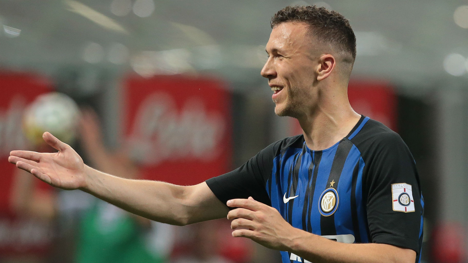 Perisic joins Bayern on one-year loan from Inter Milan