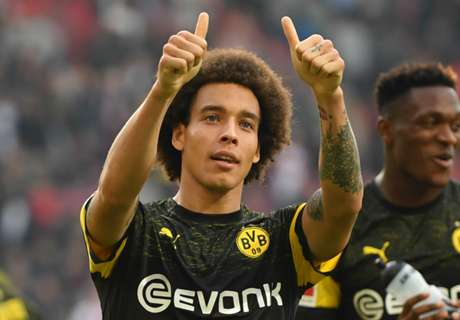 Witsel: Joining BVB my best move