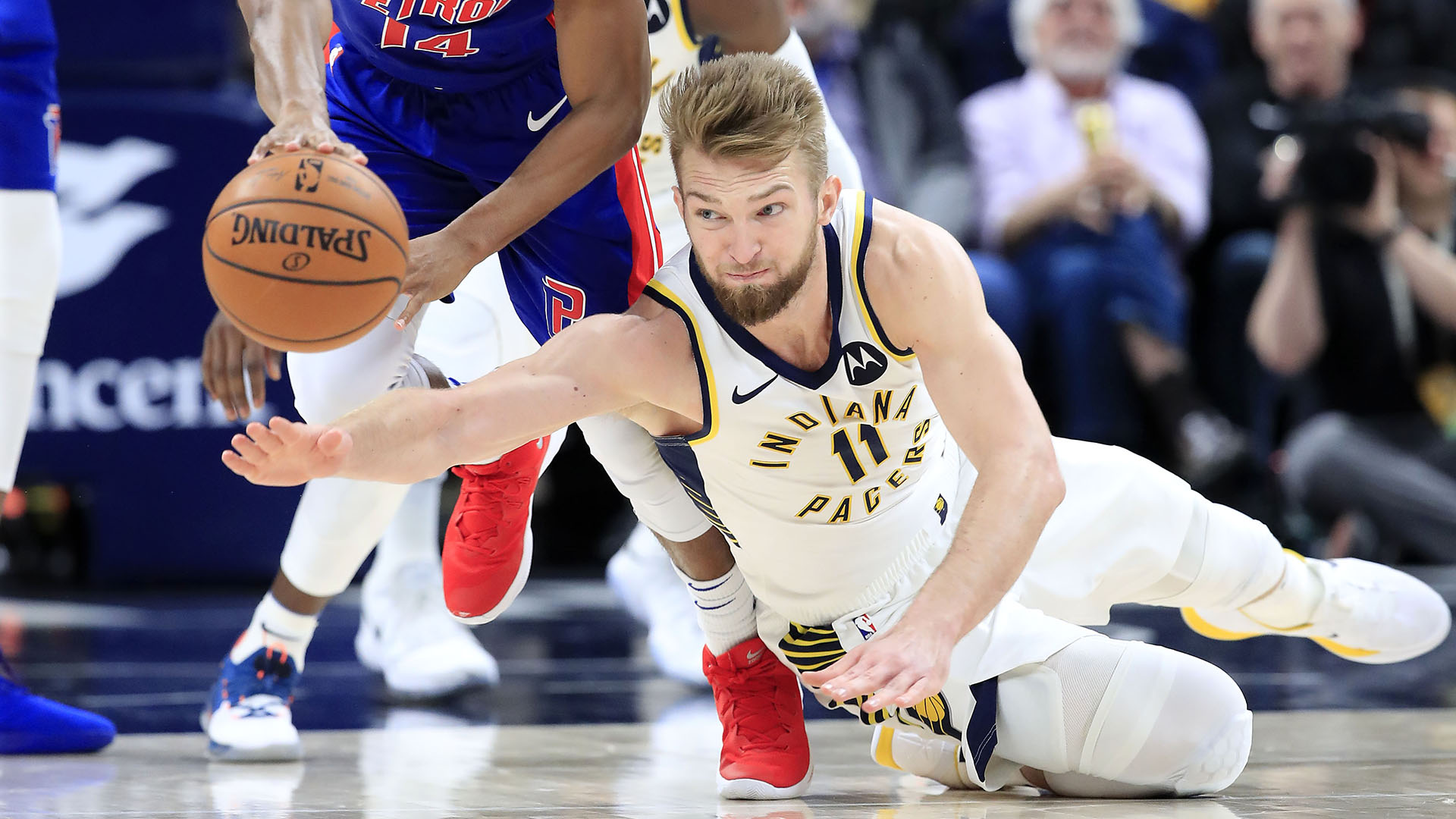 Domantas Sabonis addresses trade rumors: 'I know exactly how the Pacers feel about me now'