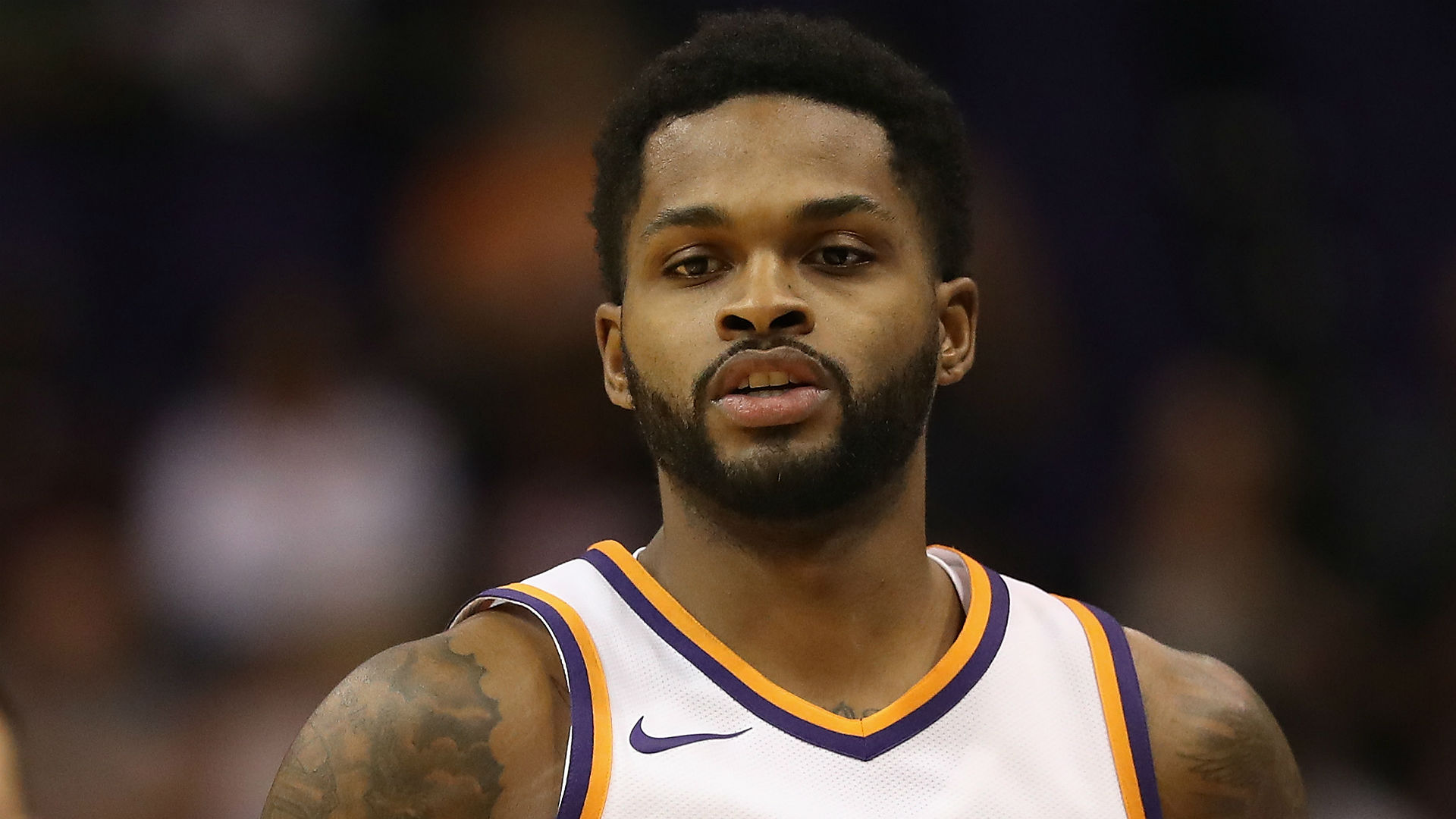 Troy Daniels says he was recruited to Lakers by Anthony Davis