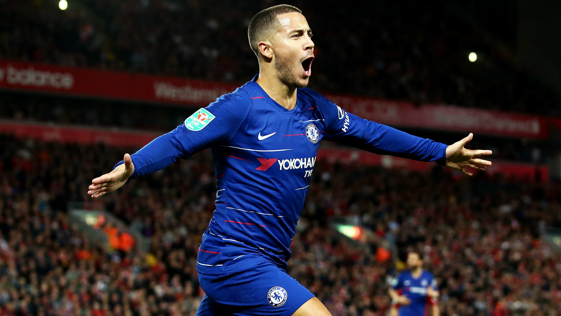 Hazard sidelined with back injury, Sarri confirms