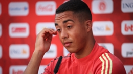 Belgium and Leicester City star Youri Tielemans