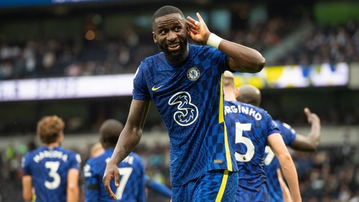 Antonio Rudiger has impressed for Chelsea under Thomas Tuchel